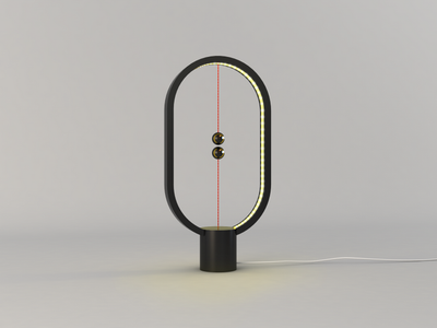 Heng Balance Lamp - Black