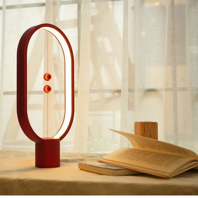 Heng Balance Lamp - Red