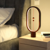 Heng Balance Lamp - Dark Wood