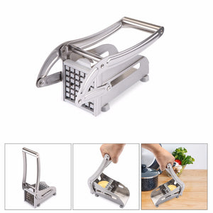 Smart Steel Potato Cutter