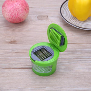 Smart 3-in-1 Garlic Press