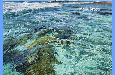 Uncontaminated Paradise by Mark Cross