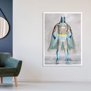 Boyd-Dunlop Gallery Napier Hawkes Bay Brian Culy Photography Dust Collectors Fine Art Prints Limited Edition Prints Bat Man