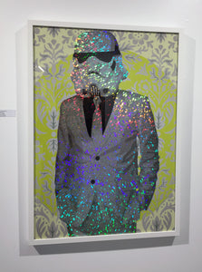 Suave Stylee - Holographic Print