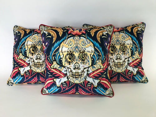 Jolly Roger Cushion