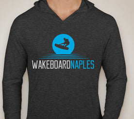 Wakeboard Naples Long Sleeve Hooded Tee