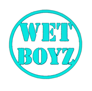 Wet Boyz Sticker