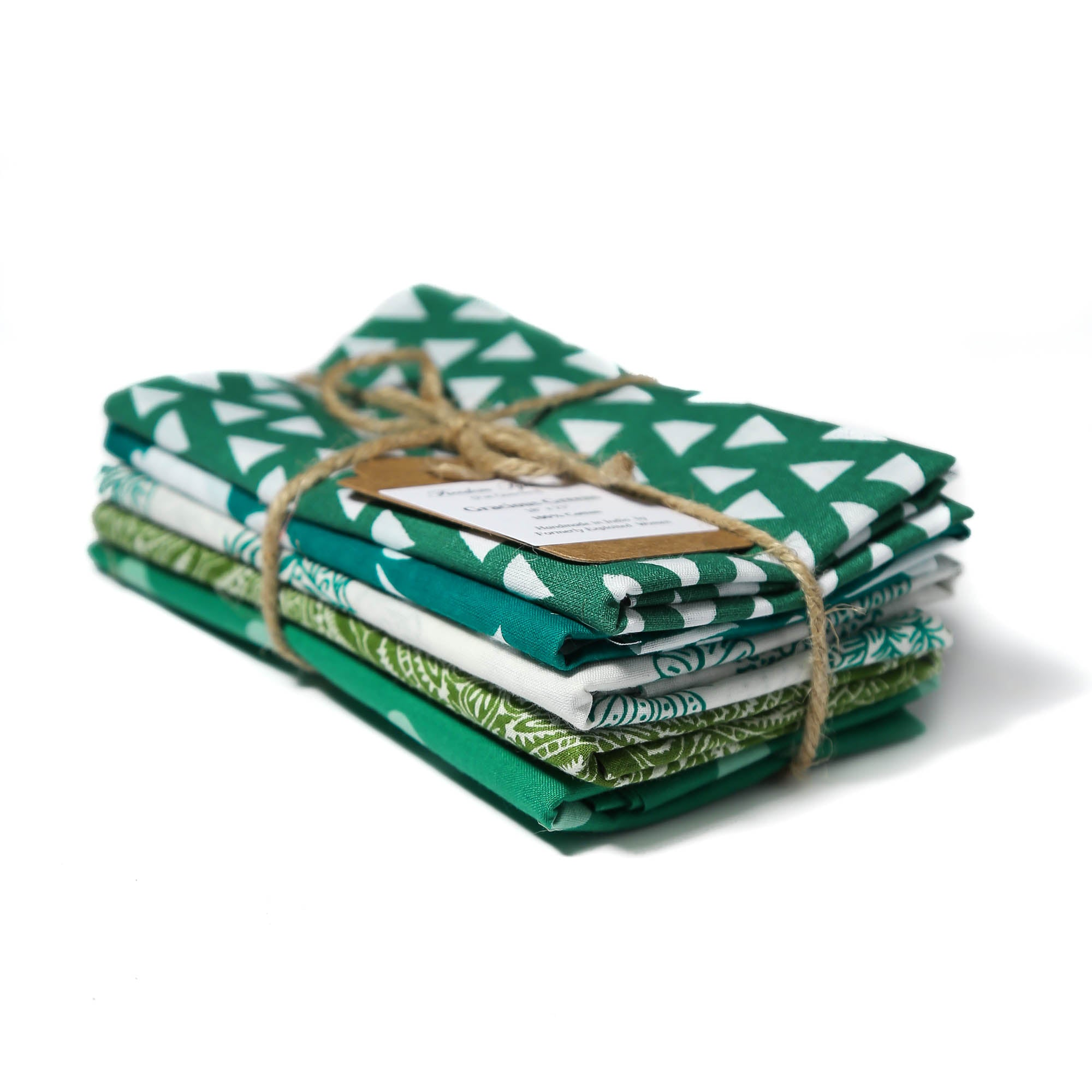 Freedom Squares Fat Quarters Fabric Bundle
