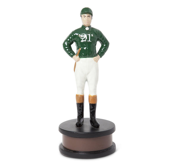 '21' Club Jockey Form Bottle Opener