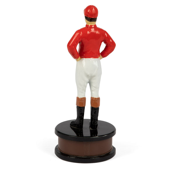 '21' Club Red Jockey Form Bottle Opener
