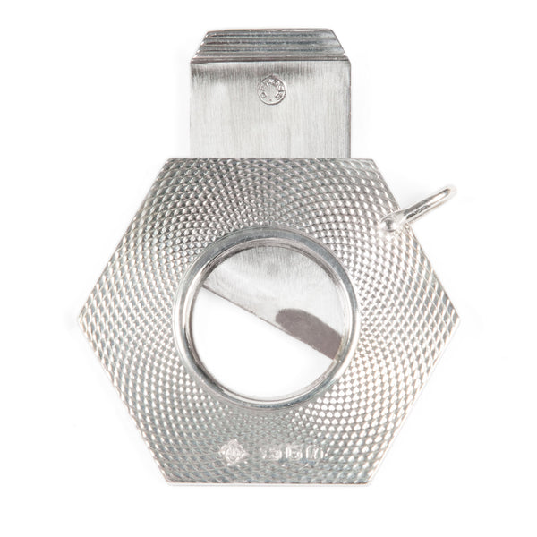 Alfred Dunhill Sterling Silver Cigar Cutter