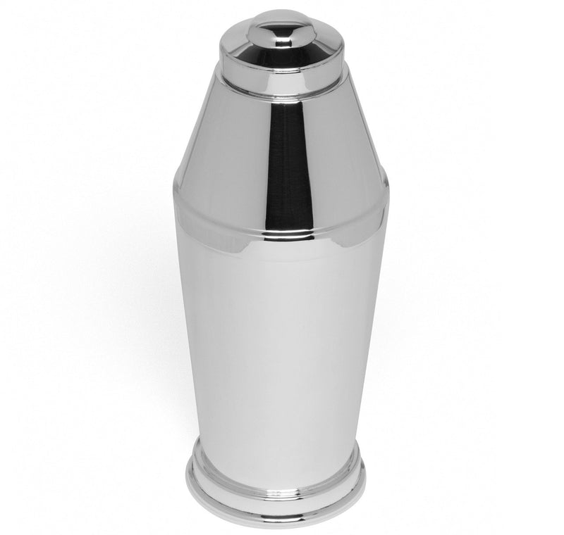 Art Deco Walker & Hall Silver-Plated Cocktail Shaker