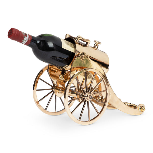 Artillery Cannon Mechanical Wine Chariot Cradle