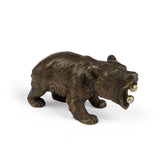 Austrian Bronze Bear Cigar Cutter