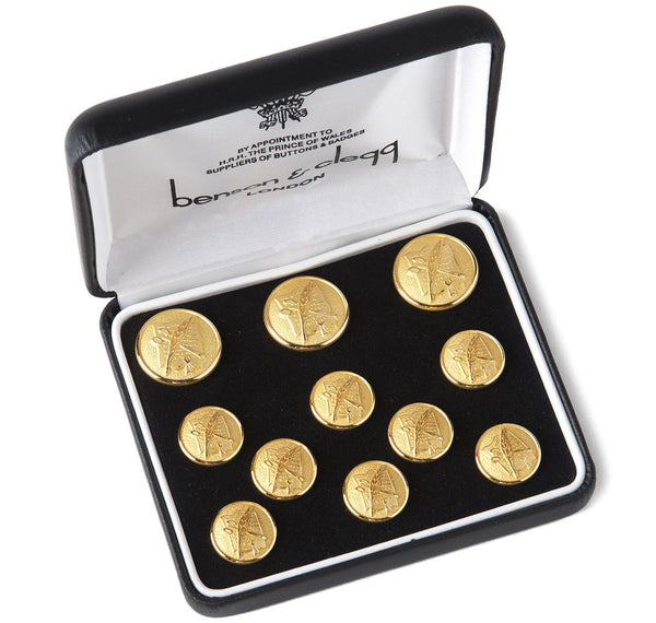 Benson & Clegg Legal Blazer Button Set
