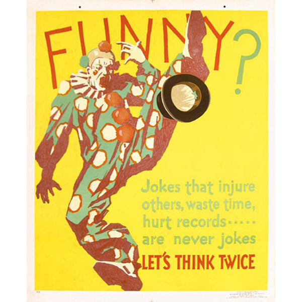 Funny? Mather Work Incentive Original Poster