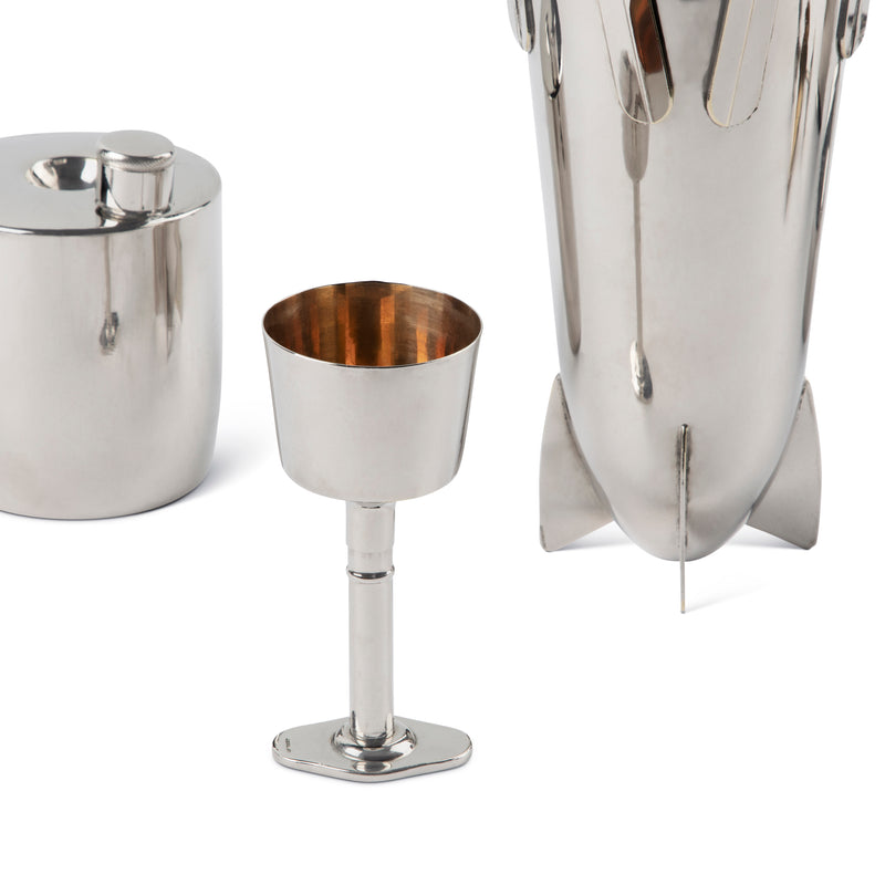 JA Henckels Airplane Cocktail Shaker & Travel Bar