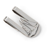 Lenore Doskow Sterling Sailboat Money Clip