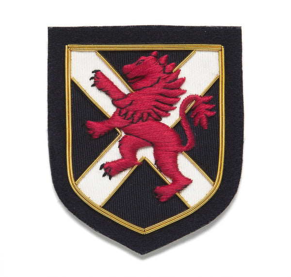 Lion & Shield Badge