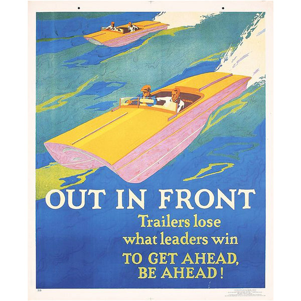 Out in Front Mather Work Incentive Original Poster
