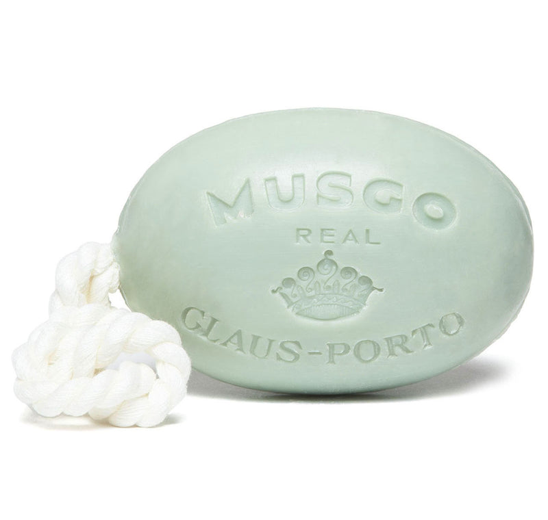 Musgo Real Classic Scent Soap on a Rope