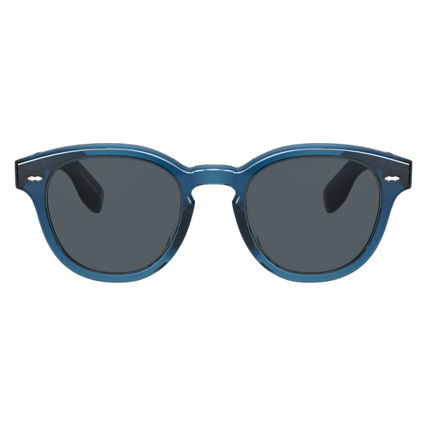 Oliver Peoples Cary Grant Sun Blue with Blue Sunglass