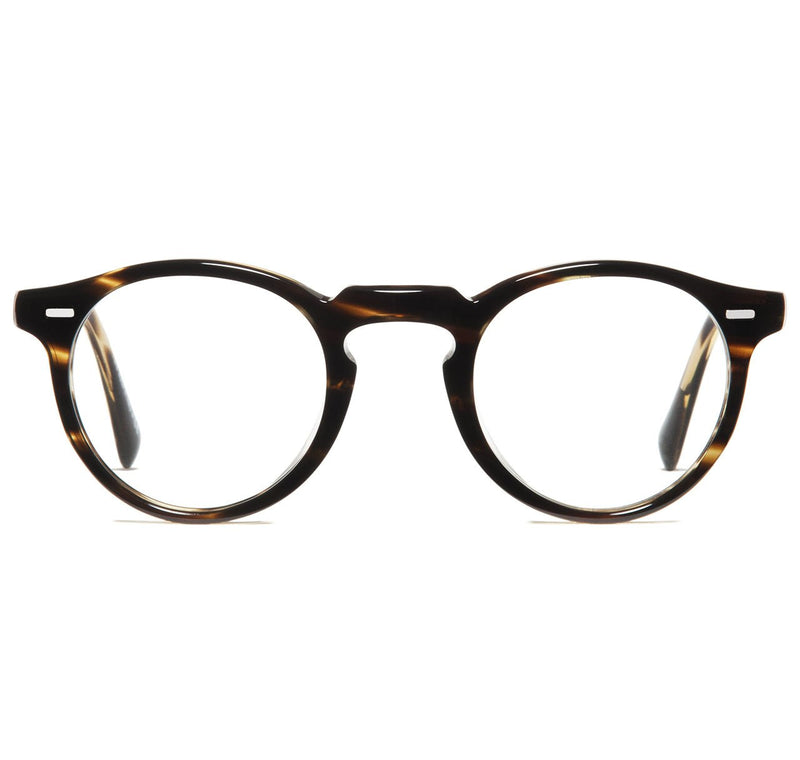 Oliver Peoples Gregory Peck Cocobolo Rx
