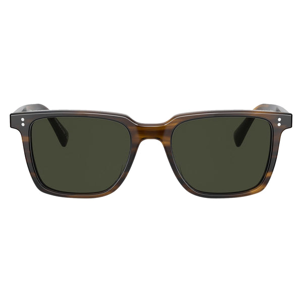 Oliver Peoples Lachman Sun Bark with G15 Polar Sunglasses
