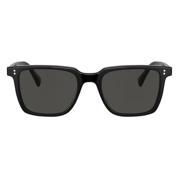 Oliver Peoples Lachman Sun Black with Midnight Express Polar Sunglasses