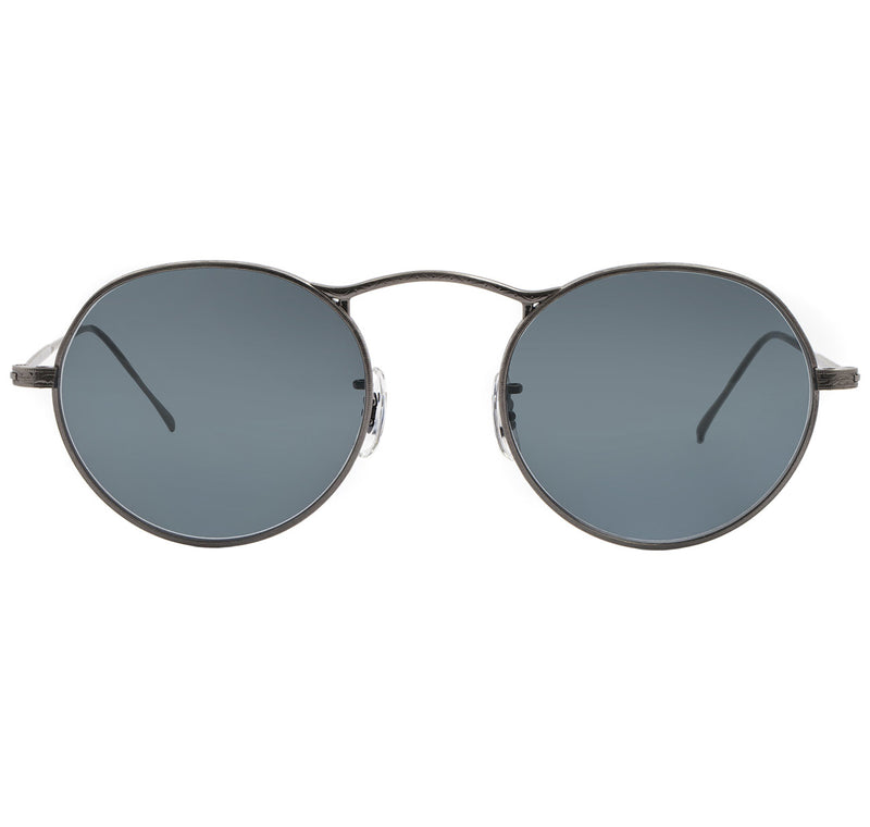 Oliver Peoples M-4 Sun Pewter with Indigo Photochromic Glass