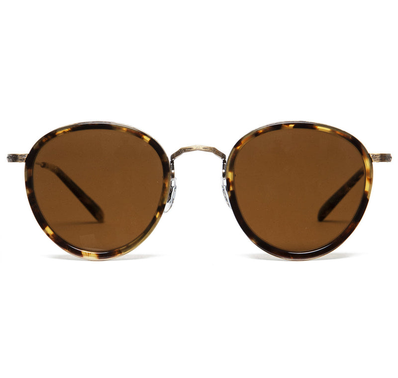 Oliver Peoples MP-2 VDTB Gold with Super Brown Polar Glass