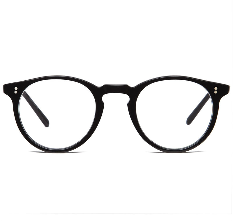 Oliver Peoples O'Malley Black Rx