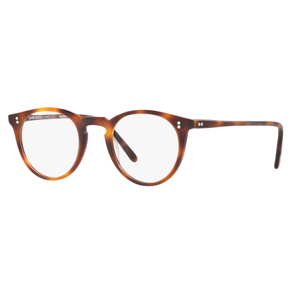 Oliver Peoples O'Malley Semi-Matte Dark Mahogany Rx