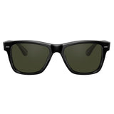 Oliver Peoples Oliver Sun Black with G-15 Polar Sunglasses