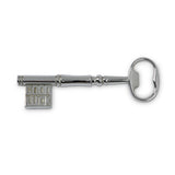 P.H. Vogel Silver Good Luck Bottle Opener Corkscrew Key