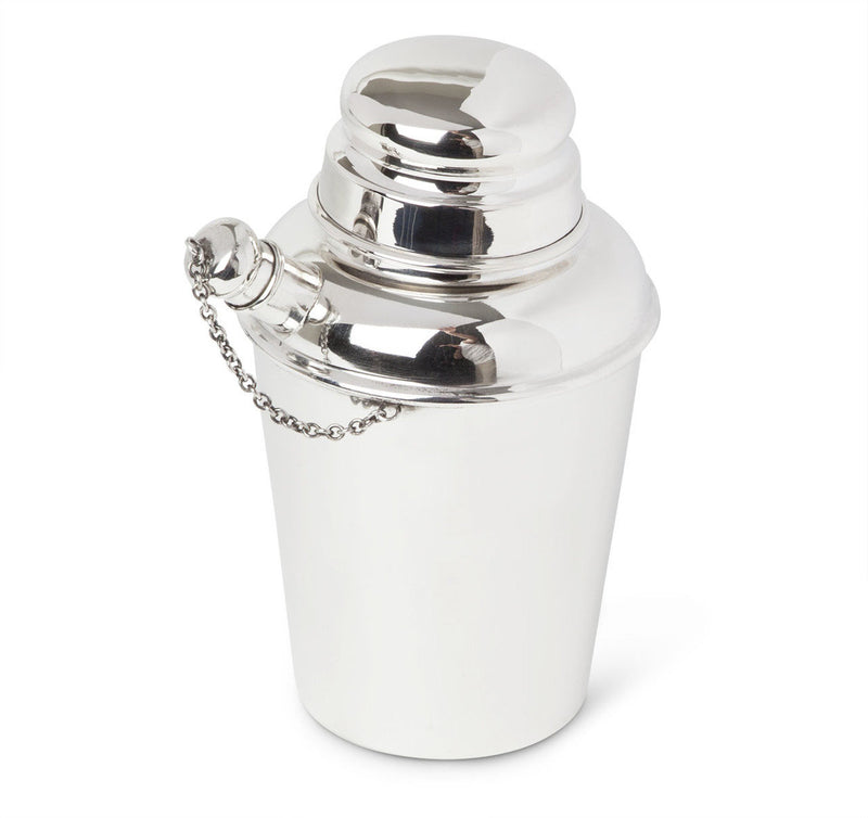 Reed & Barton Sterling Silver Cocktail Shaker