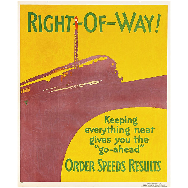 Right-of-Way Mather Work Incentive Original Poster
