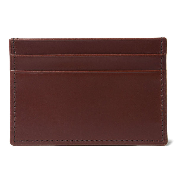 Sir Jack's Conker Bridle Credit Card Holder
