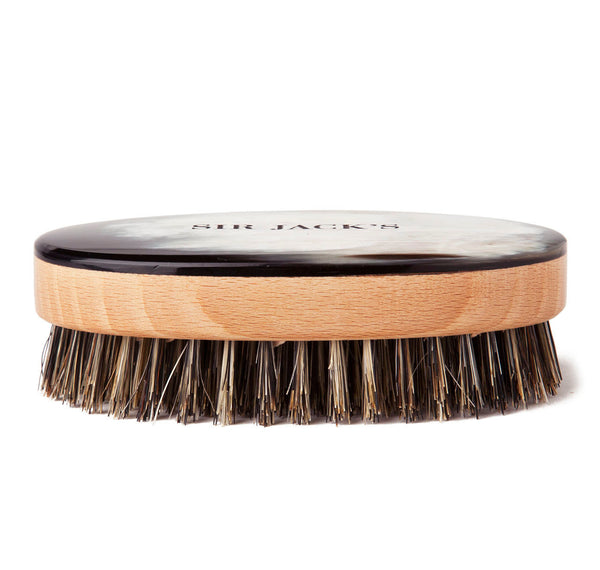 Ox Horn Oval Hair Brush