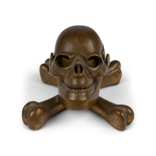Vintage Skull & Crossbones Ashtray