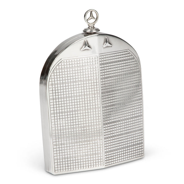 Mercedes-Benz Sterling Silver Cigarette Case