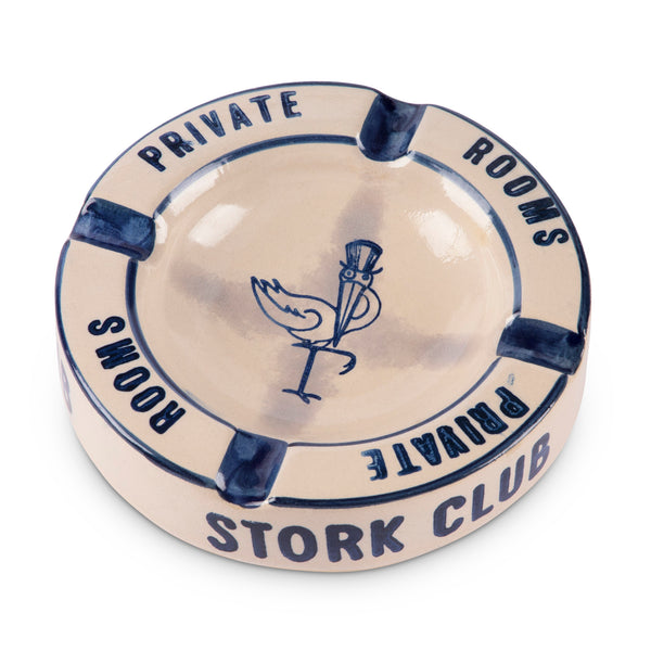 Stork Club Private Rooms Cigar Ashtray