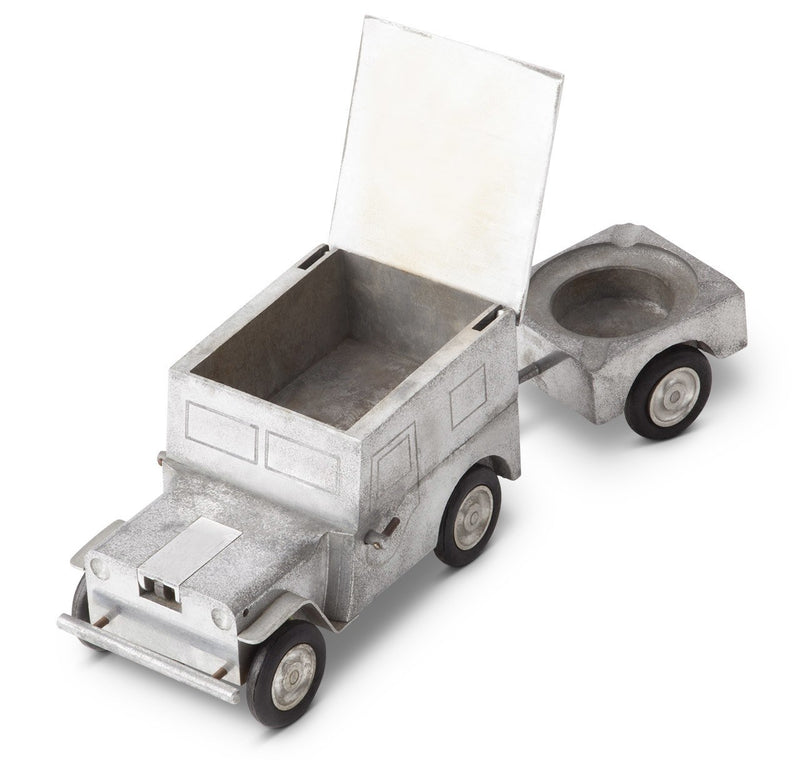 Willys Jeep Truck Smoking Set