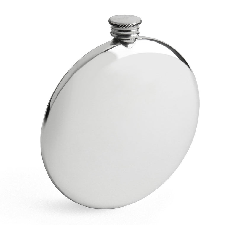 4oz Pewter Sporran Flask