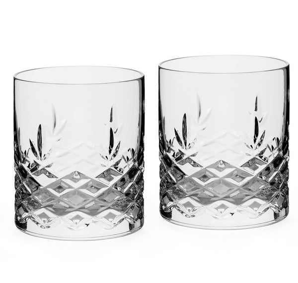 Sir Jack's Balmore Whiskey Tumbler Set