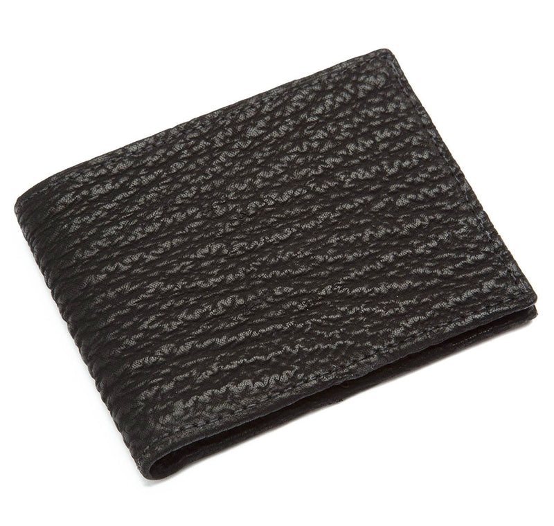 Black Shark Bifold Wallet