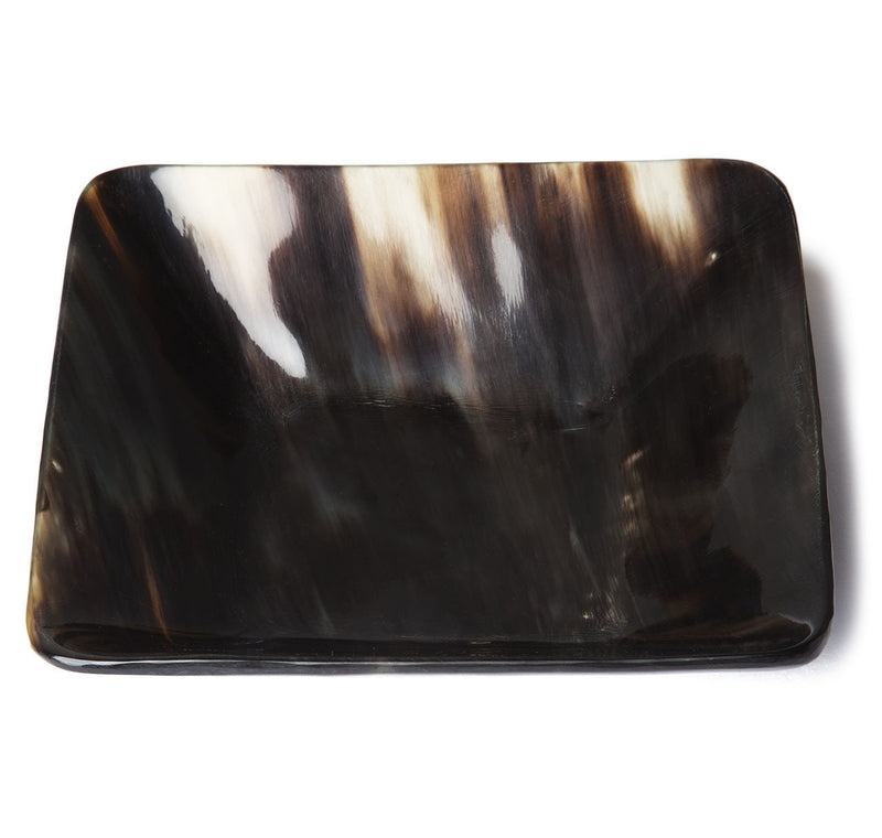 Sir Jack's Square Ox Horn Tray