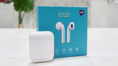 Bluetooth Wireless EarPods Universal Compatible - iMacks Store