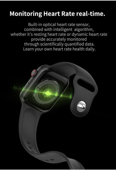 Introducing our iMacks high demand smart watch and earpods bluetooth pods earpods wireless earbuds earphones for both iPhone and Android with touchscreen, heart rate monitor, 5.0 bluetooth technology, sleep function and multi-language. Also enjoy our high waist sport workout leggings that brings out your physique.