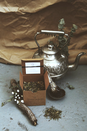Tisane respiratoire - Respiratory Herbal Tea